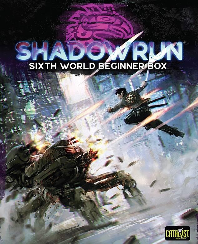 Hobby World объявили, что выпустят новую редакцию Shadowrun в первом полугодии 2020 года 1