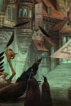 «Город Врат»: иллюстрированный гид для поклонников сюрреалистичного фэнтези