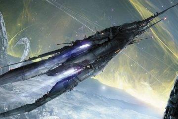 Сергей Лукьяненко «Порог»: фантастика в духе «Вавилона-5» 1