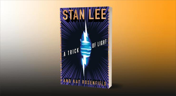 Осенью выйдет посмертная книга Стэна Ли — супергеройский НФ-роман для взрослых