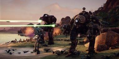 Когда роботы были большими. История вселенной BattleTech 15