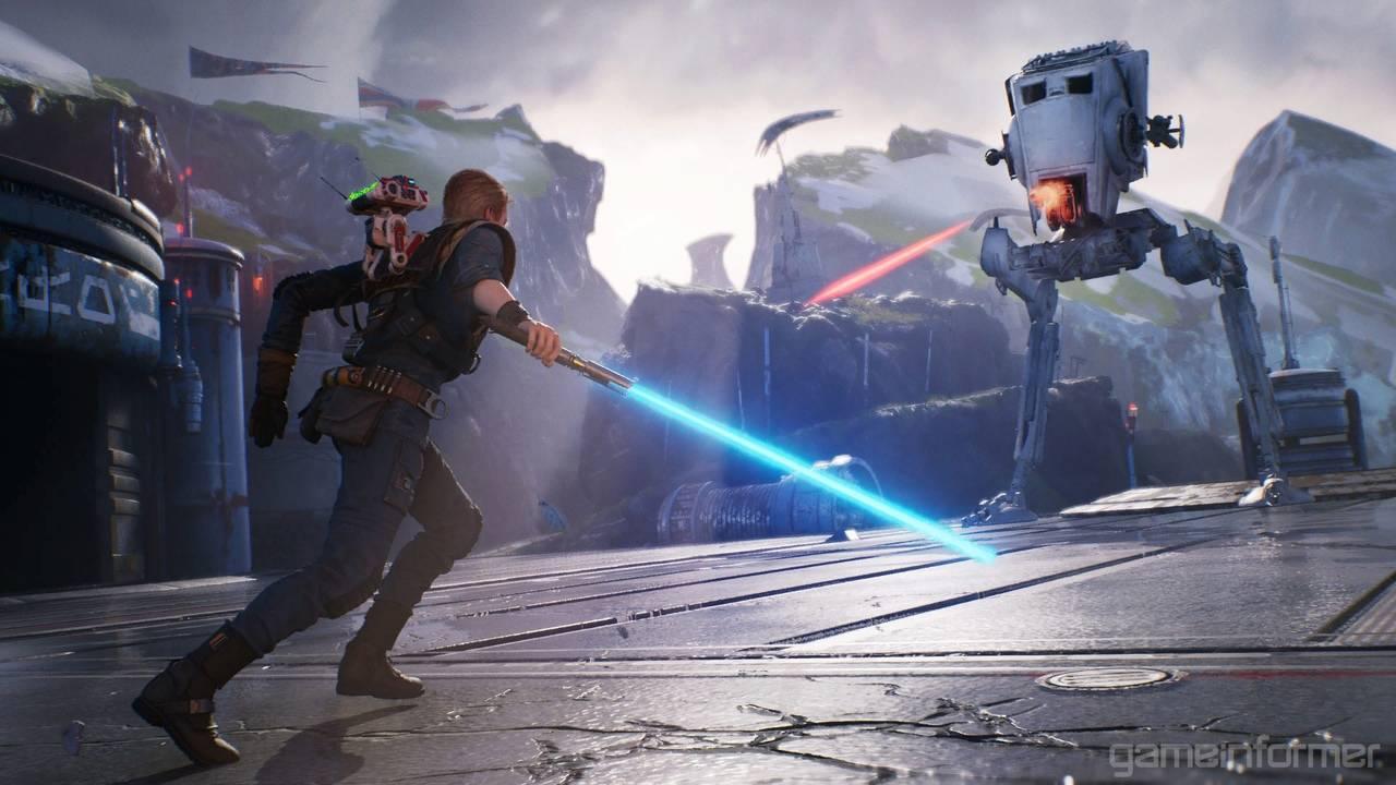 Star Wars Jedi: Fallen Order — подробности и геймплей 4