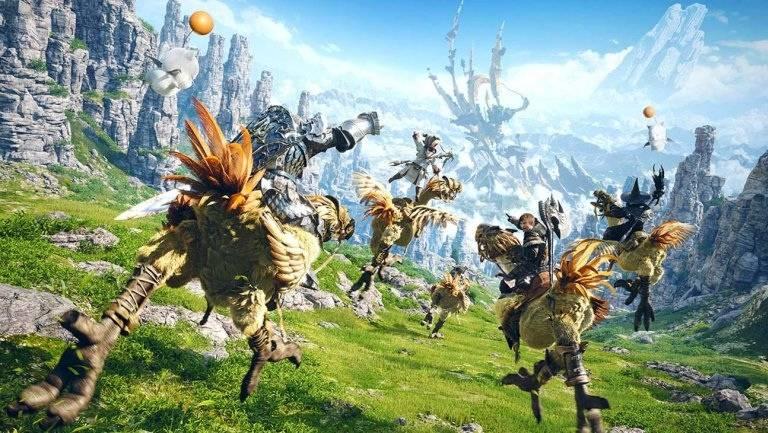 Square Enix и Sony разрабатывают лайв-экшен сериал по Final Fantasy