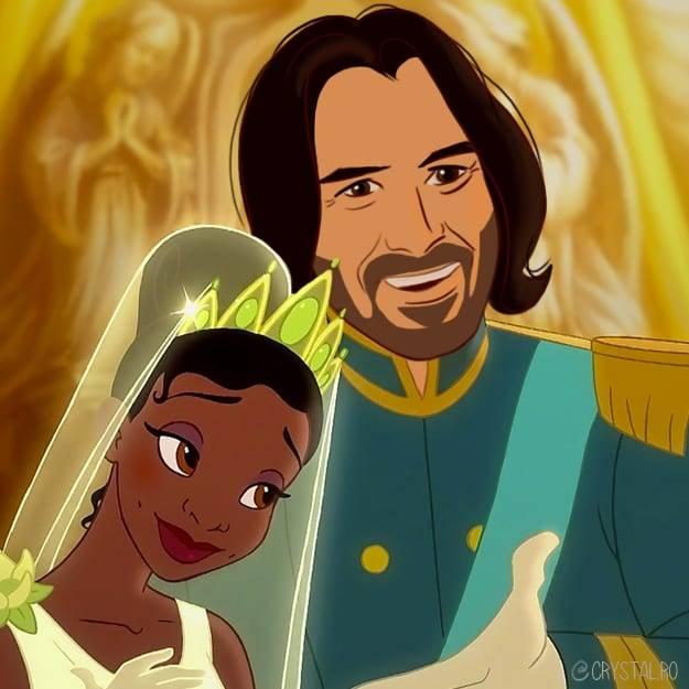 Киану Ривз — лучший принц Disney 8