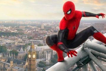 Утечка: сцены после титров в «Человеке-пауке: Вдали от дома» 2