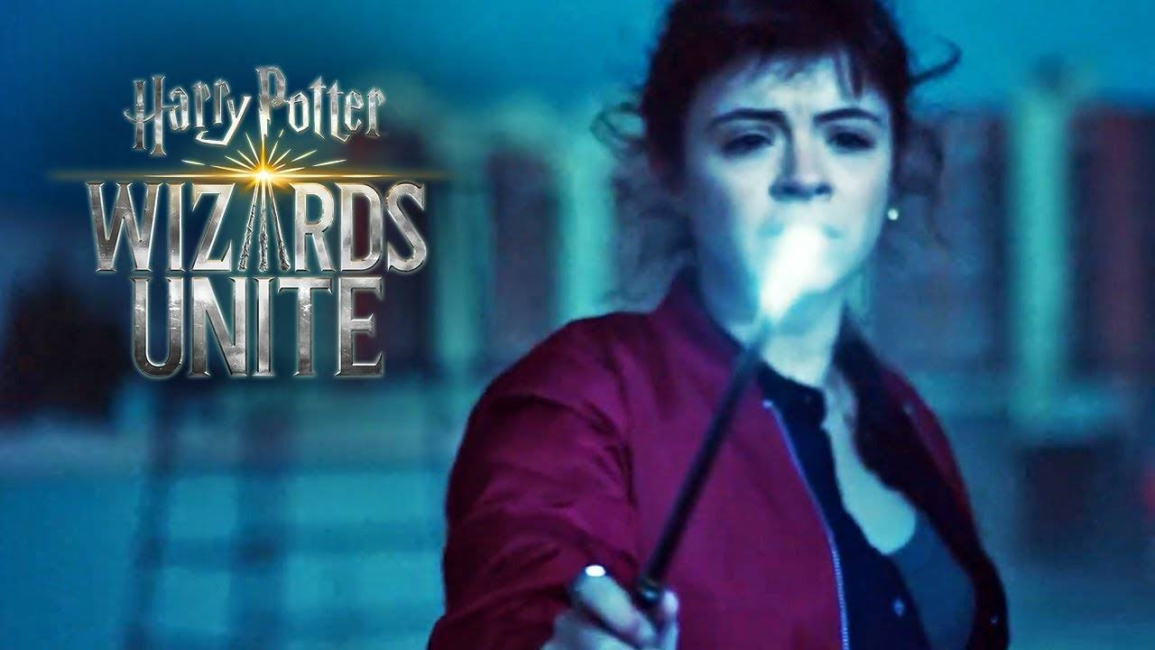 Релиз AR-игры Harry Potter: Wizards Unite состоится 21 июня