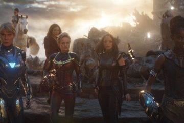В сети появилась «дефеменизированная»версия «Мстителей: Финал»