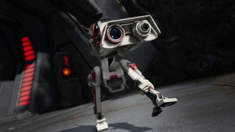 Star Wars Jedi: Fallen Order — подробности и геймплей 3