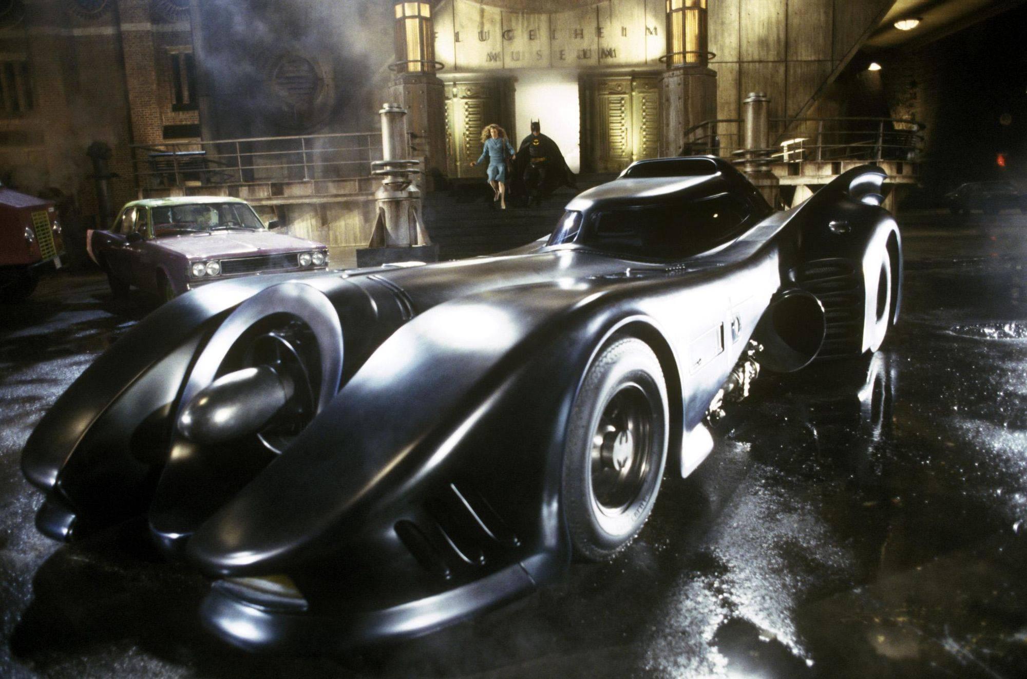 Как Тим Бёртон возродил Бэтмена 30 лет назад 12