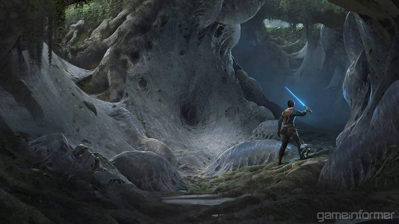 Подробности и геймплейный трейлер Star Wars Jedi: Fallen Order с EA Play 2