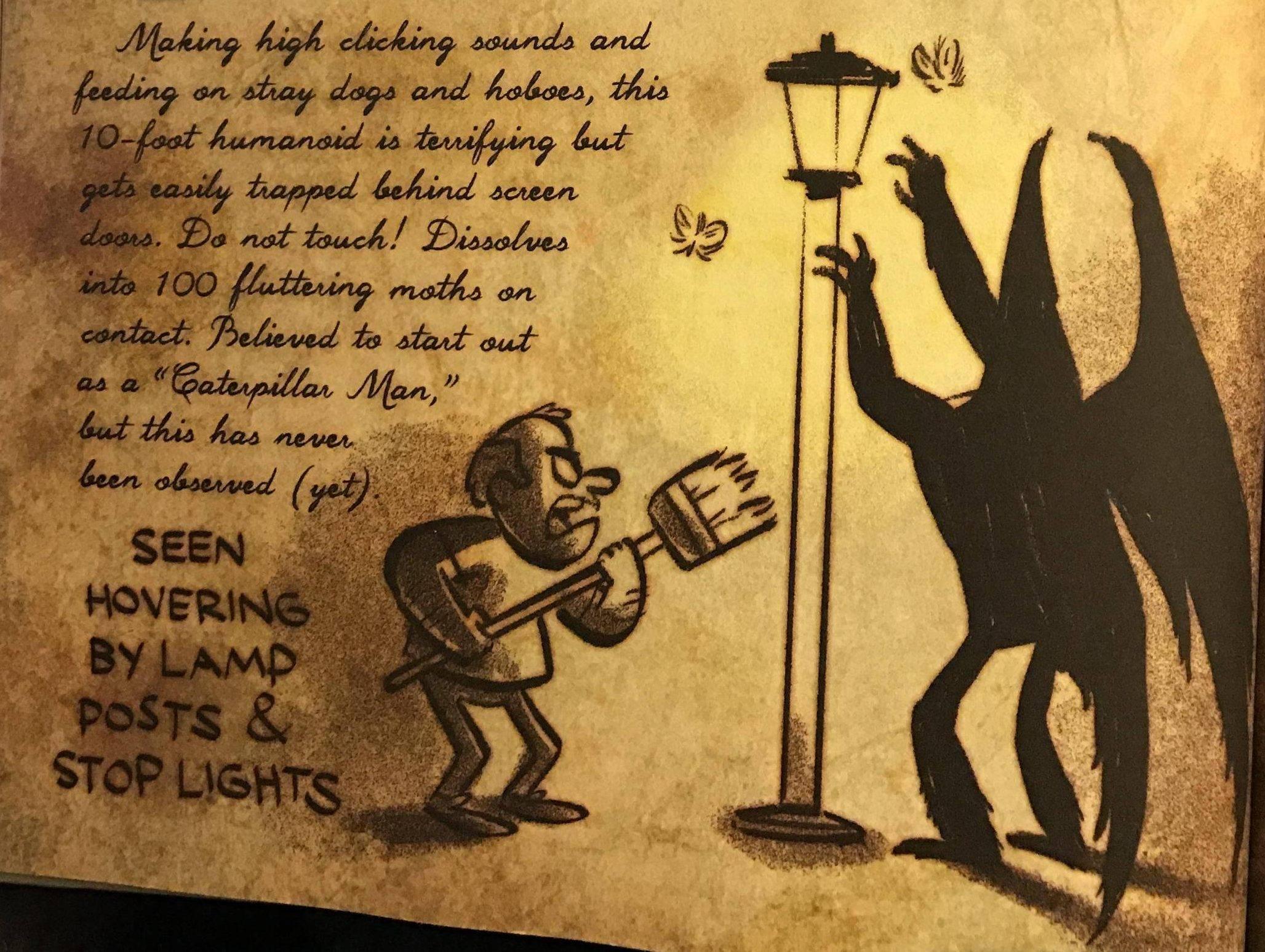 Монстры и странные твари из Гравити Фолз 28