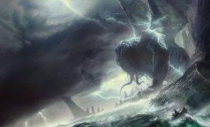 Остров Ктулху и города древних рас: путеводитель по нечеловеческим местам Лавкрафта