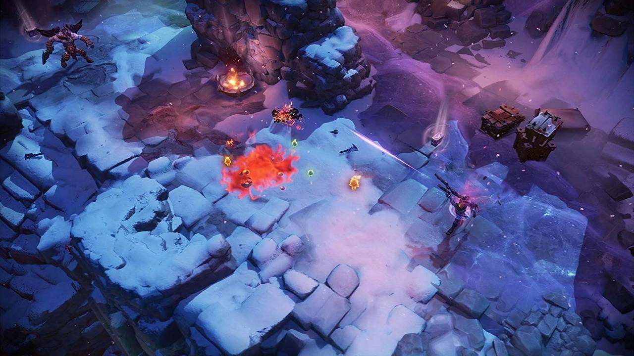 THQ Nordic представил Darksiders Genesis — спин-офф серии в духе Diablo 3