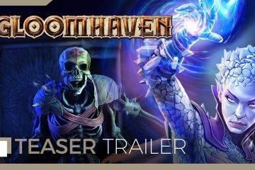 Трейлер игровой адаптации настолки Gloomhaven — она выйдет в раннем доступе 17 июля