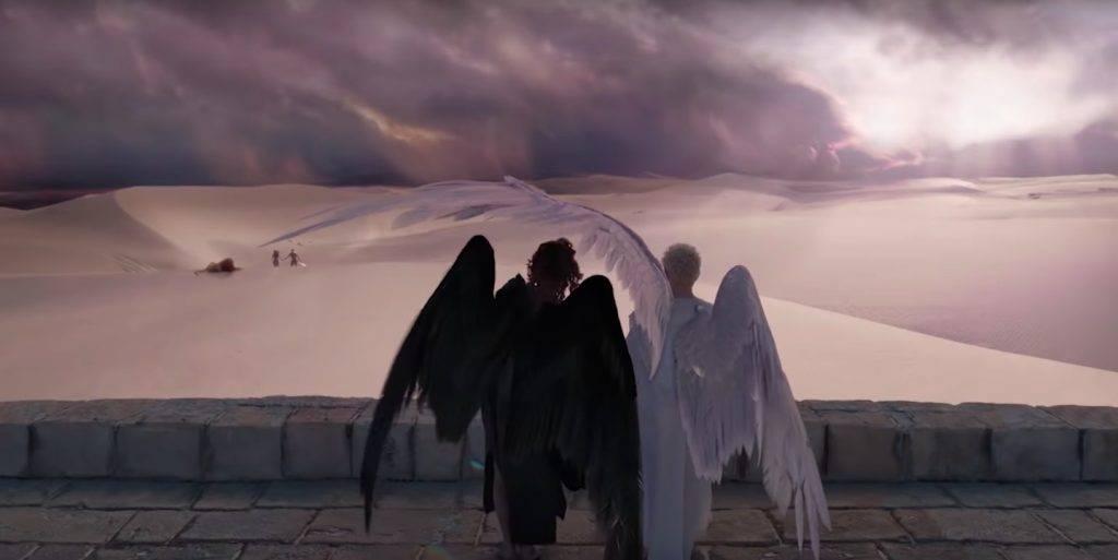 Сериал «Благие знамения»: Апокалипсис — это весело 8