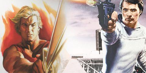 Флэш Гордон и Бак Роджерс: герои ретро-фантастики 45