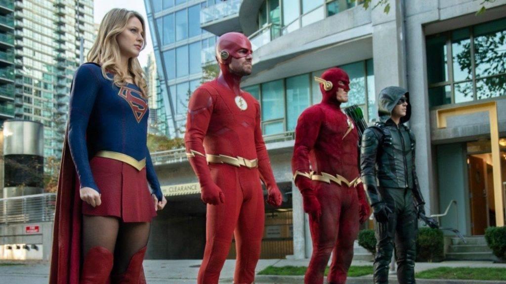 Что там у Стрелы и Флэша? Сериалы The CW по DC в 2019 году 6
