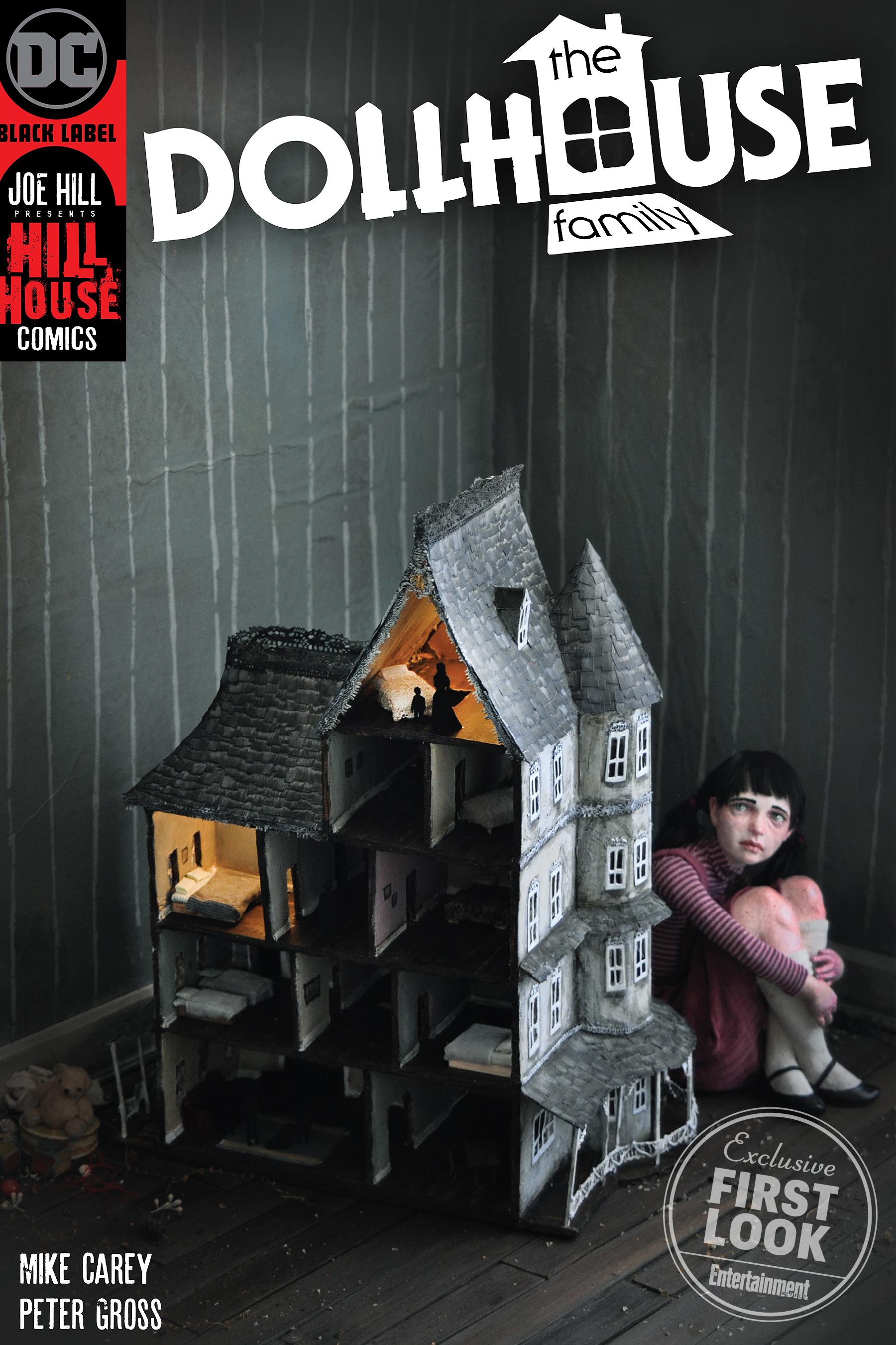 Джо Хилл станет куратором серии хоррор-комиксов DC 1