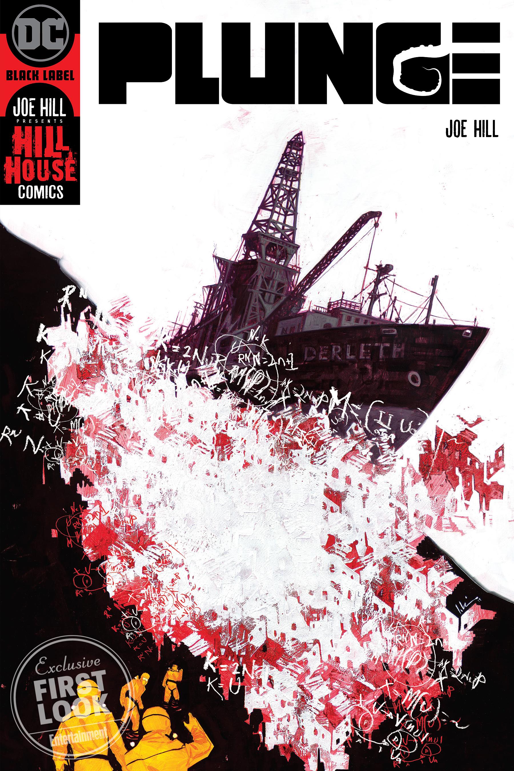 Джо Хилл станет куратором серии хоррор-комиксов DC 4