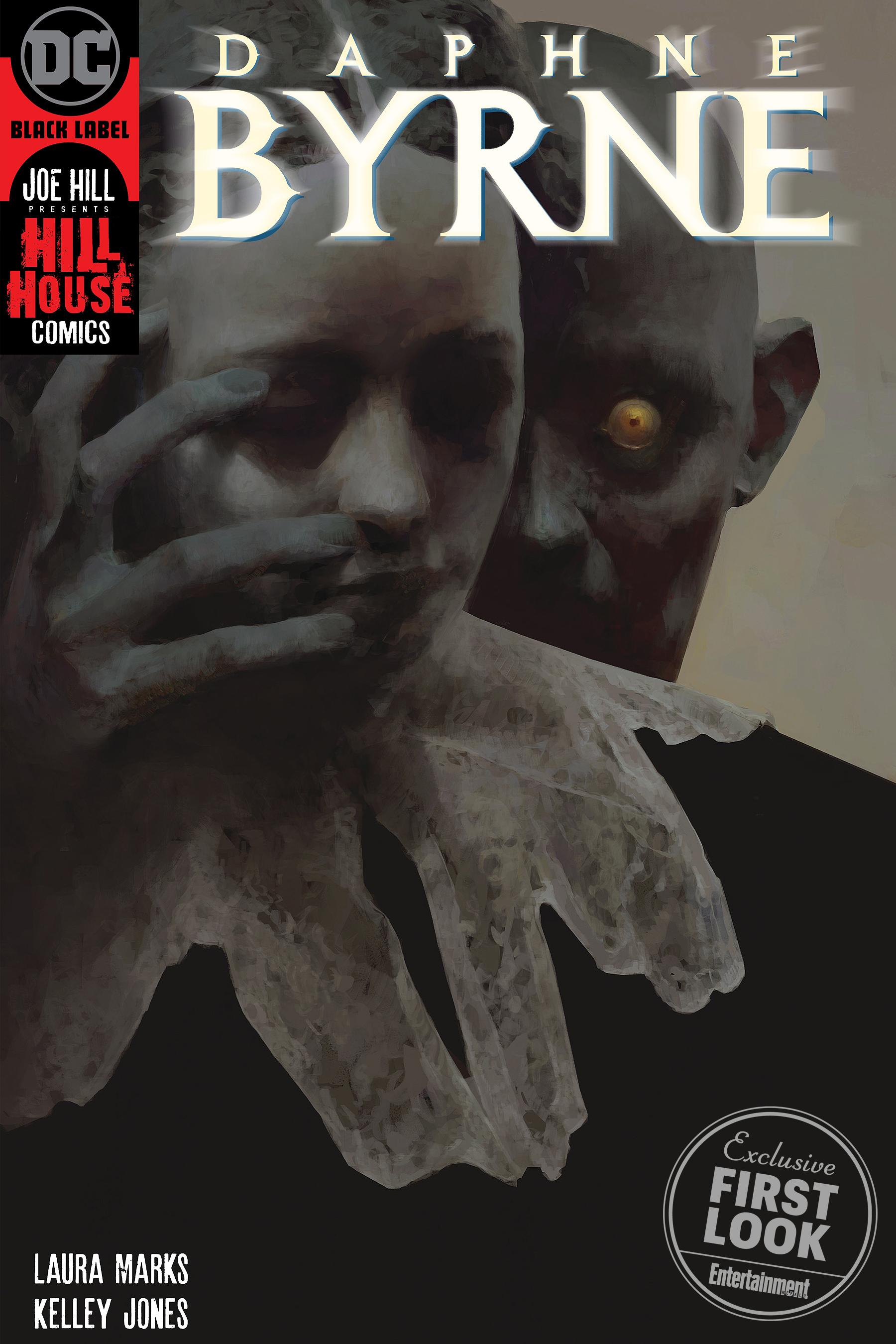 Джо Хилл станет куратором серии хоррор-комиксов DC 3