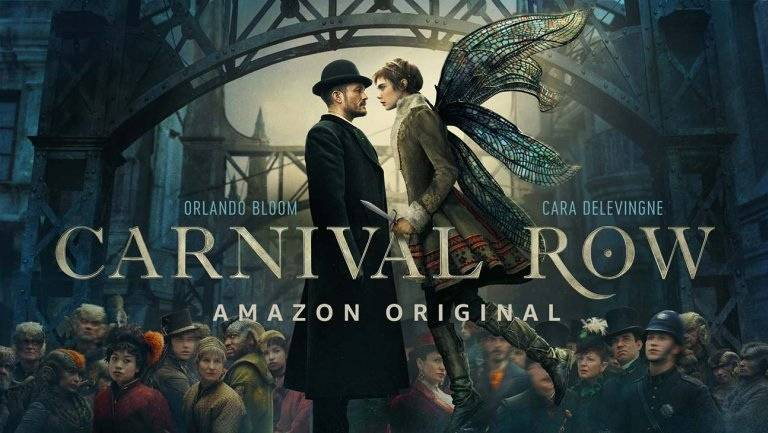 Первый тизер сериала «Карнавальная шумиха» — городского фэнтези от Amazon 1