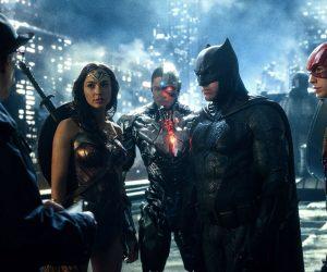 Зак Снайдер показал кадры с Дарксайдом и кораблём Зелёных фонарей из своей версии «Лиги Справедливости»