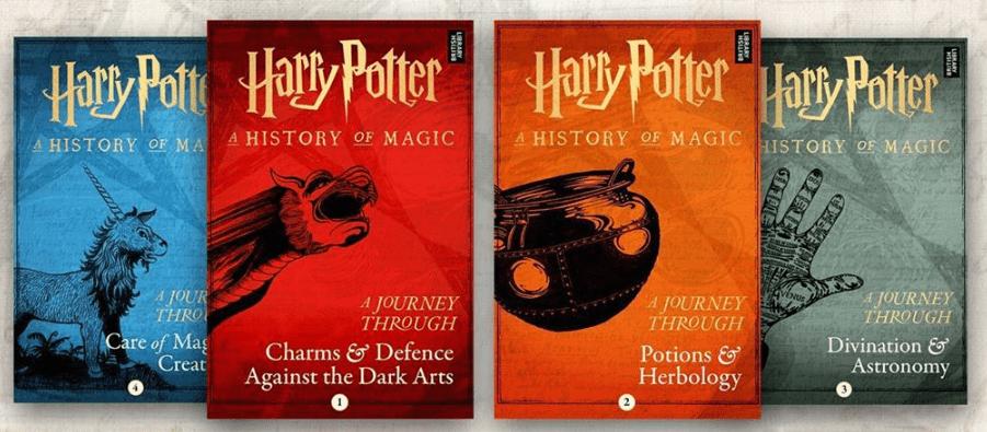 Джоан Роулинг выпустит четыре книги во вселенной «Гарри Поттера» — это нон-фикшен о магии
