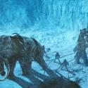 На съёмках приквела «Игры престолов» заметили знаки с мамонтами и свод пещер