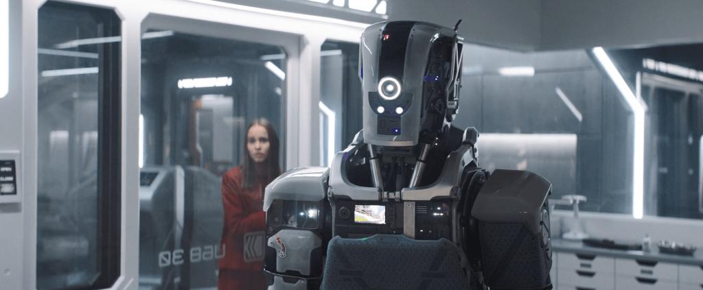 «Дитя робота»: давайте запомним этого режиссёра! 4