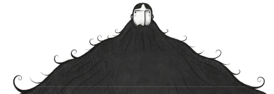 Гигантская борода, которая была злом 9
