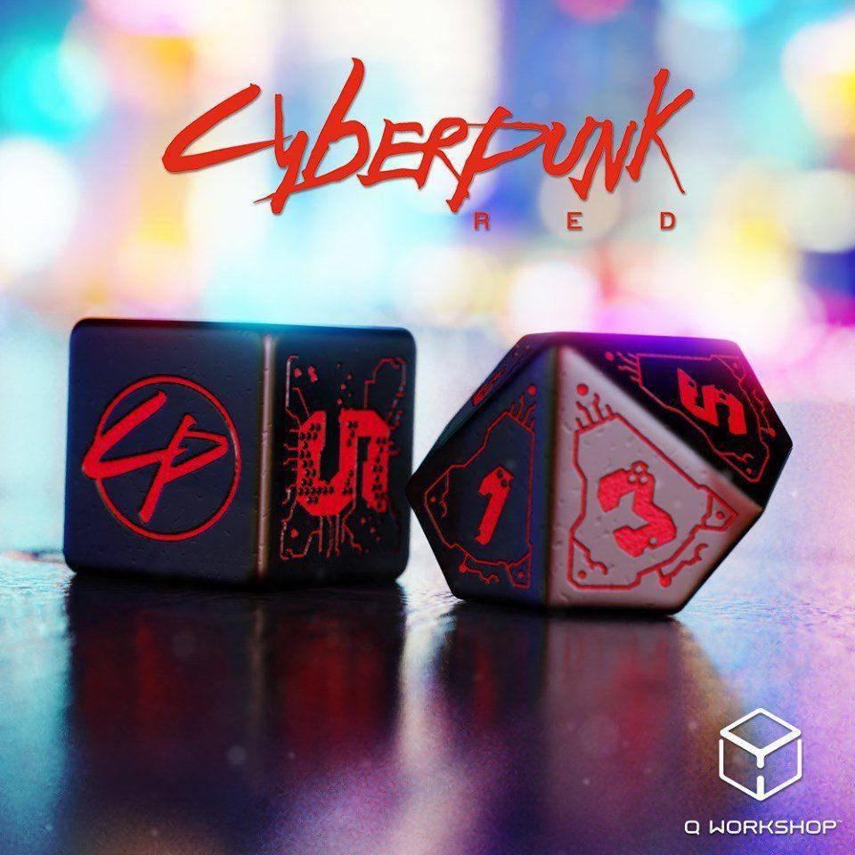 Настольная ролевая игра Cyberpunk RED — обновлённая редакция CP2020 — поступит в продажу 1 августа 3