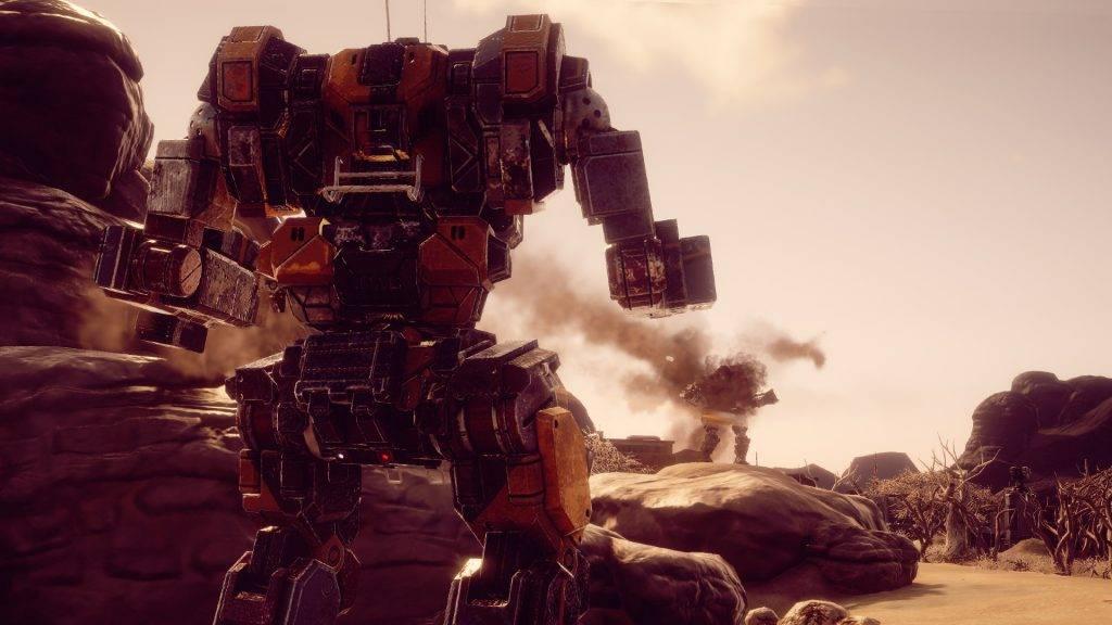 Когда роботы были большими. История вселенной BattleTech 16