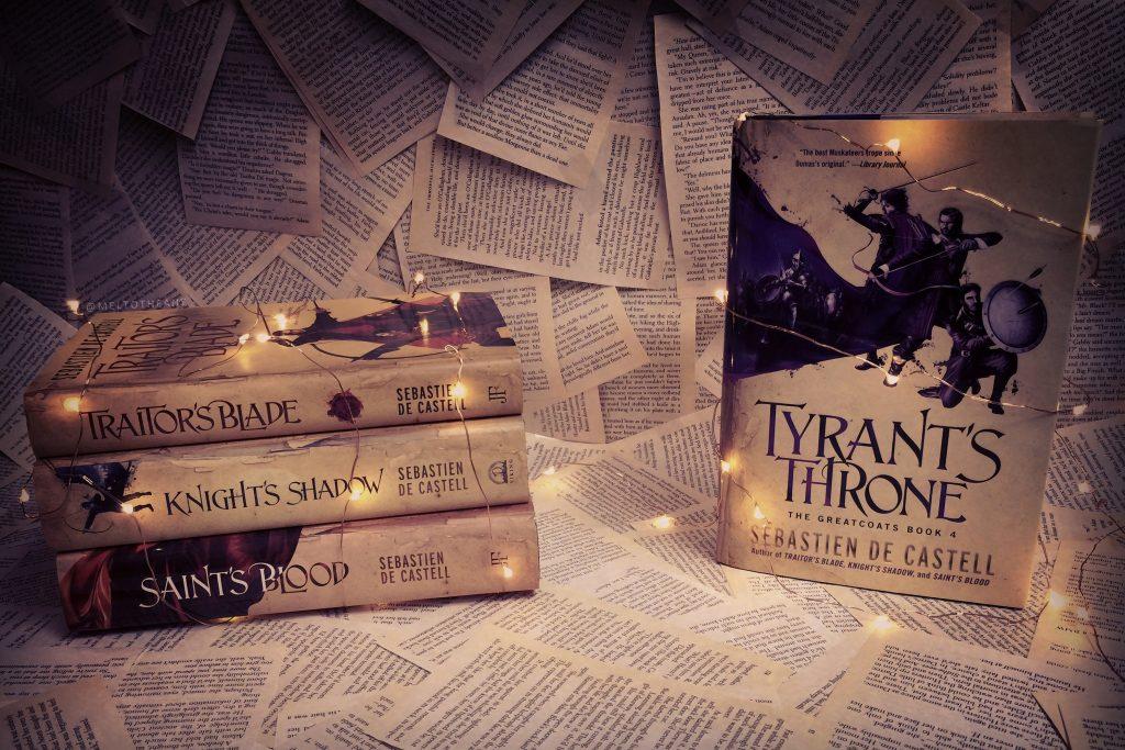 Книжные фэнтези-циклы с отличными концовками 7