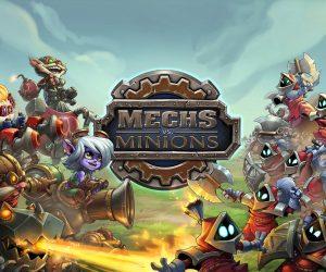 Mechs vs Minions. Настолка во вселенной League of Legends 3