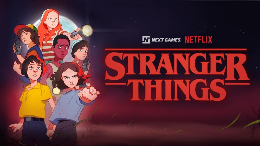 По «Очень странным делам» выйдет мобильная видеоигра. Ещё одна
