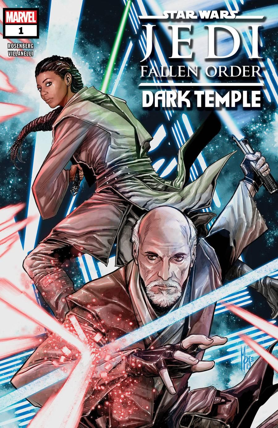 Marvel выпустит комикс-приквел к Star Wars Jedi: Fallen Order