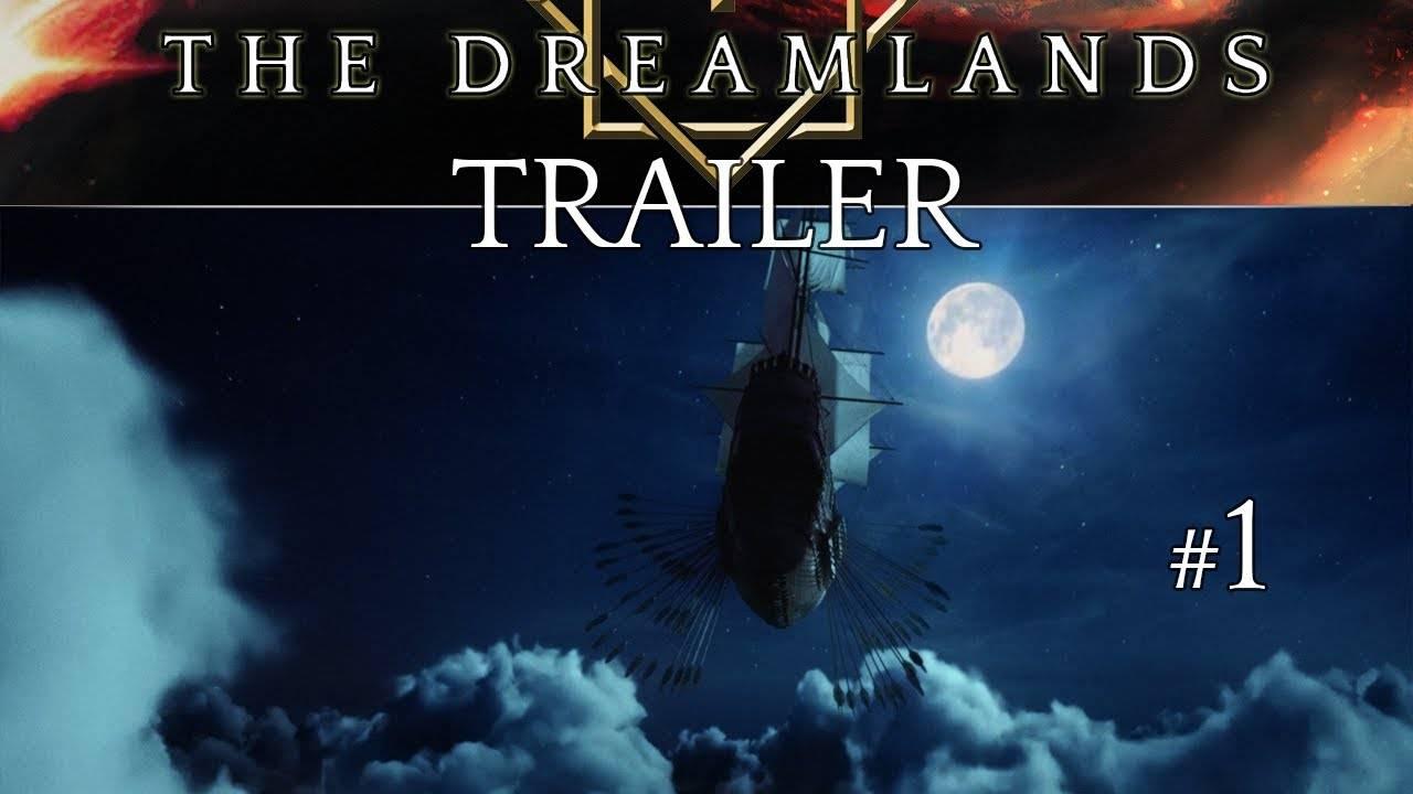 Первый трейлер The Dreamlands — фанатского фильма по Циклу снов Говарда Лавкрафта