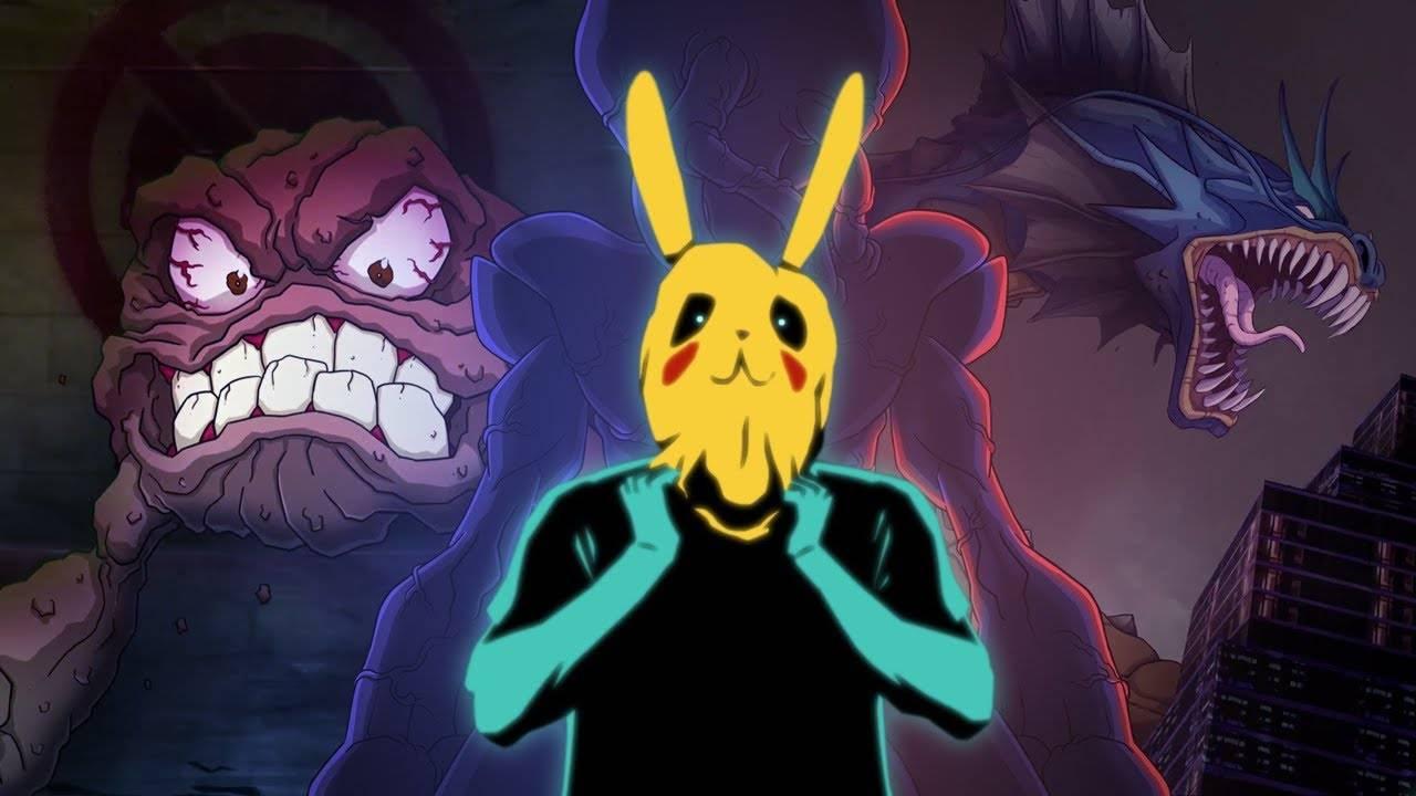 Короткометражка: фан-трейлер мрачного мультфильма про покемонов The End of Pokémon