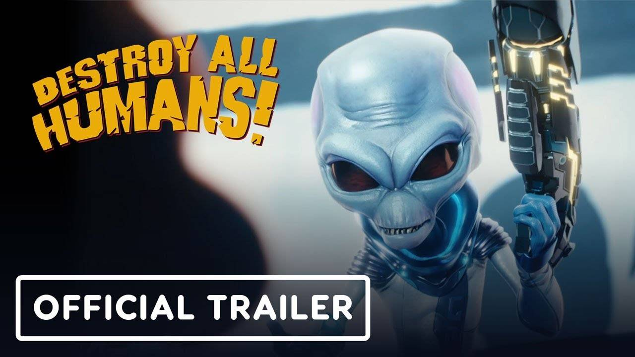 THQ Nordic в 2020 году выпустит ремейк пародийной игры Destroy All Humans! 9