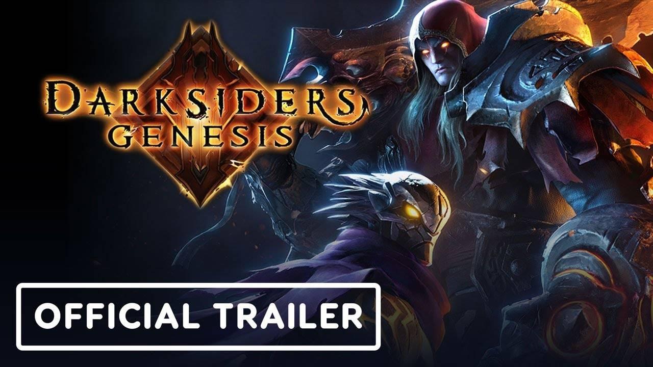 THQ Nordic представил Darksiders Genesis — спин-офф серии в духе Diablo 6