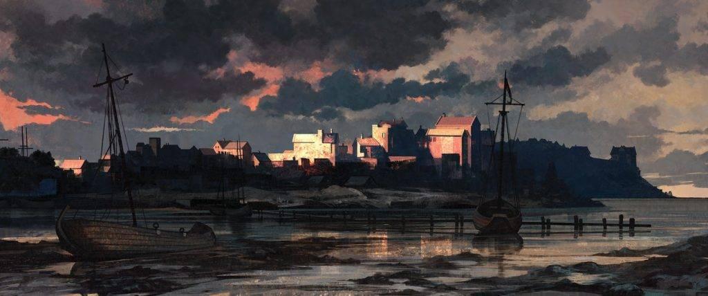 Аркхэм, Данвич, Инсмут: путеводитель по мрачным городам Лавкрафта 2