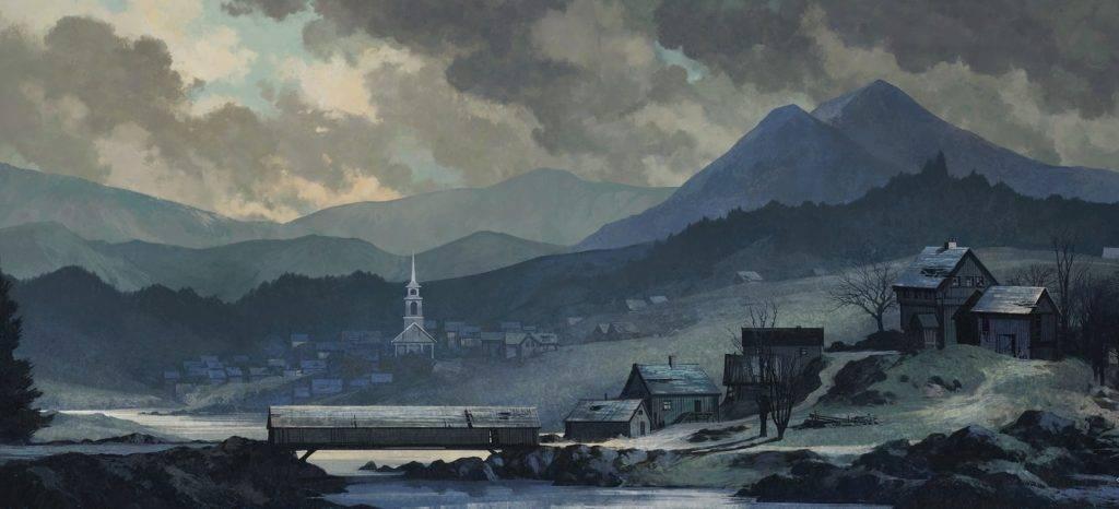 Аркхэм, Данвич, Инсмут: путеводитель по мрачным городам Лавкрафта 3
