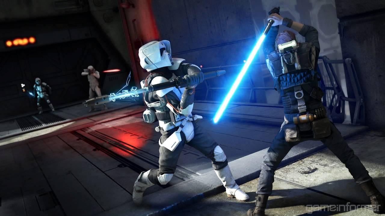 Star Wars Jedi: Fallen Order — подробности и геймплей