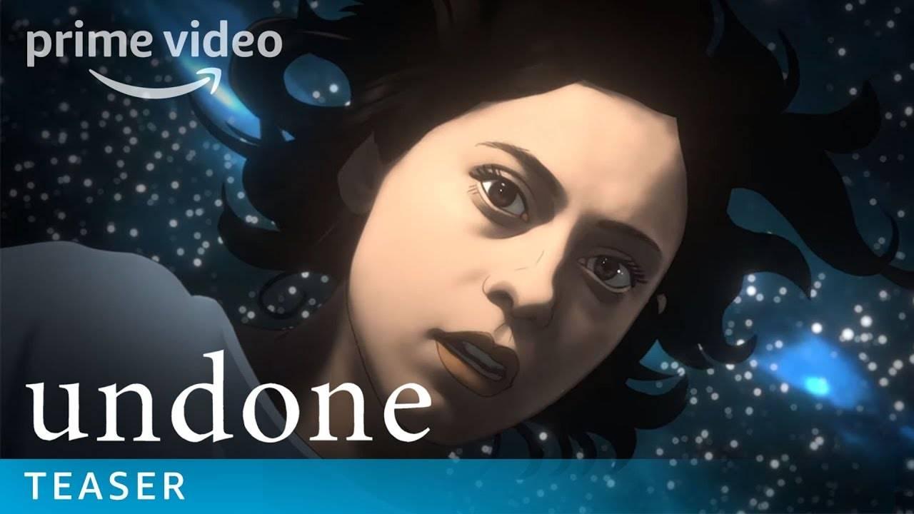 Первый тизер Undone — психоделического НФ-мультсериала от Amazon 1
