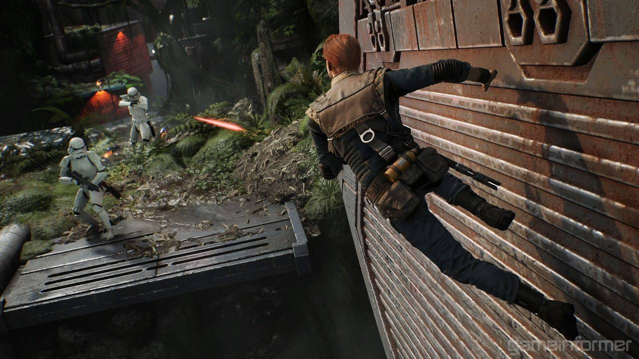 Star Wars Jedi: Fallen Order — подробности и геймплей 2
