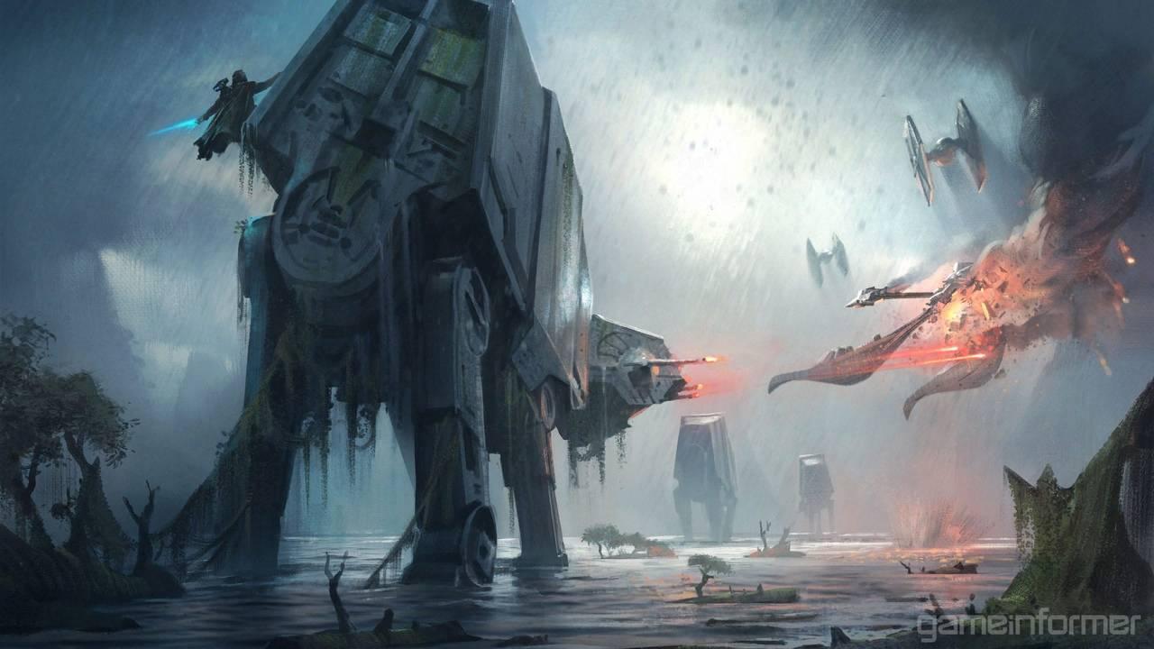 Подробности и геймплейный трейлер Star Wars Jedi: Fallen Order с EA Play 4