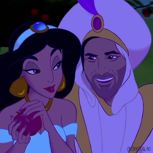 Киану Ривз — лучший принц Disney 7