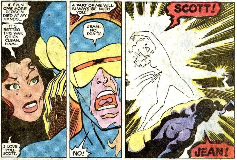 «Тёмный Феникс»: великий комикс о геноциде и падении героя 2
