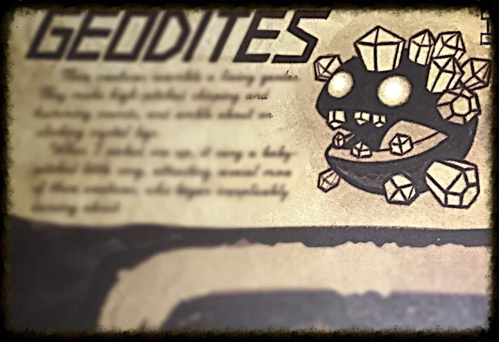 Монстры и странные твари из Гравити Фолз 10