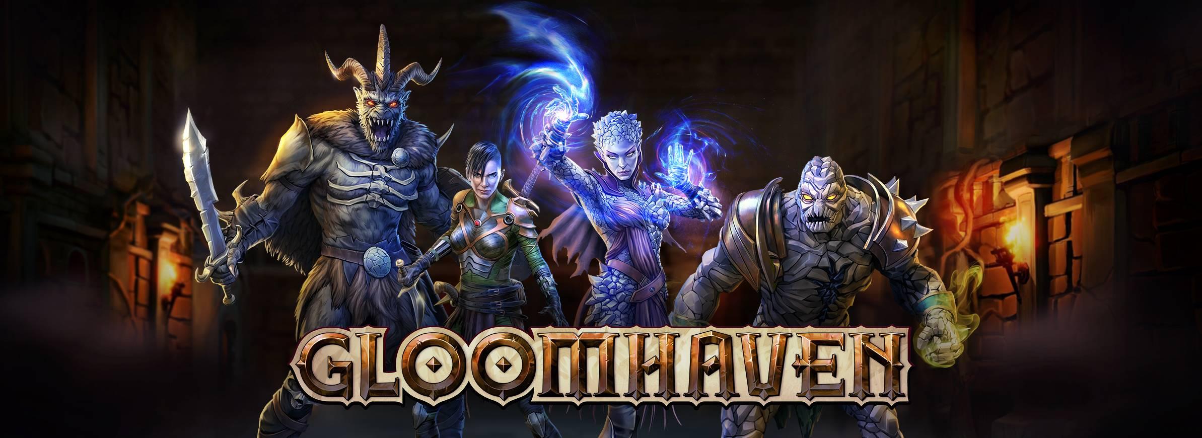 Gloomhaven в Steam. Теперь на настолку можно не тратиться?